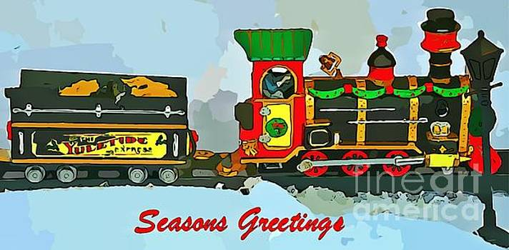 John Malone - Seasons Greeting Cards