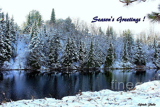 Season's Greetings by Elfriede Fulda
