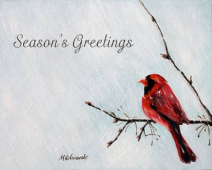 Seasons Greetings by Marna Edwards Flavell