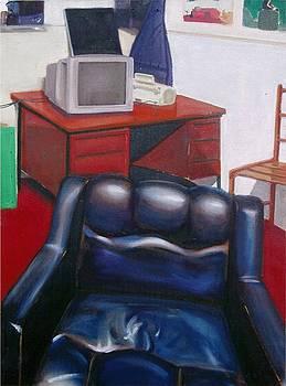Seat down by Daniel Ribeiro