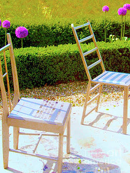 Seating Arrangement by Ann Johndro-Collins