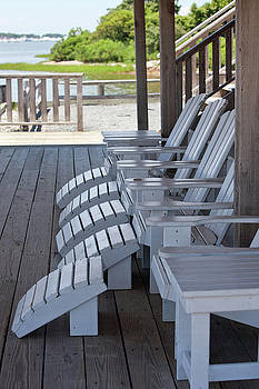 Art Block Collections - Seating By the Sea - Montauk