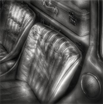Seats of a Mercedes 300 SL by Dirk Jung