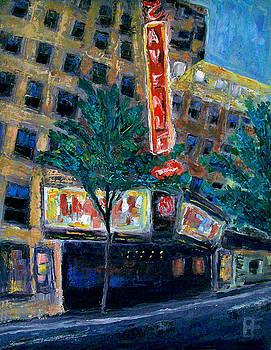 Allen Forrest - Seattle - 5th Avenue Theatre