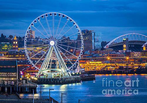 Inge Johnsson - Seattle Great Wheel