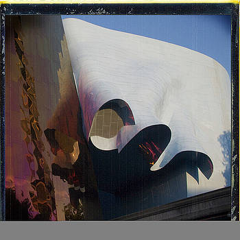 Seattle Center Experience Music Project by Jeffery Ball