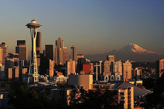 Seattle Equinox by Winston Rockwell