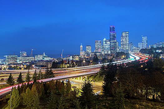 Seattle  by Marcelo Barrera