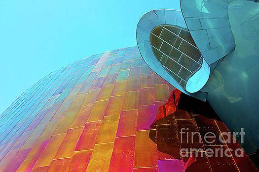 Seattle Museum by Joan McCool