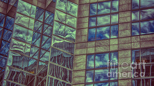 Seattle Reflection No. 1 by John Greco