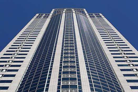Ramunas Bruzas - Seattle Skyscraper