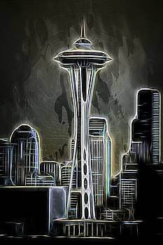 Aaron Berg - Seattle Space Needle 2