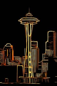 Aaron Berg - Seattle Space Needle 3
