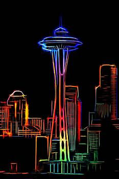 Aaron Berg - Seattle Space Needle 4