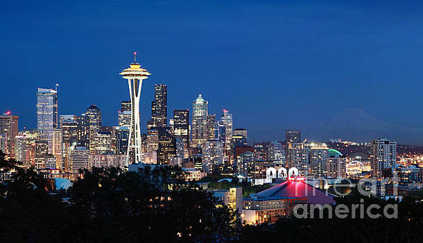 Seattle Twight by Peter Simmons