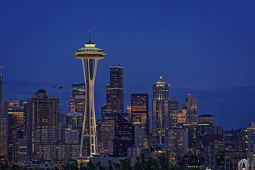 Rick Berk - Seattle Twilight