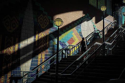 Seattleite Seattle-Light by Paki O'Meara