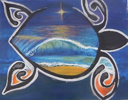 SeaTurtle Ocean by Stormy Miller