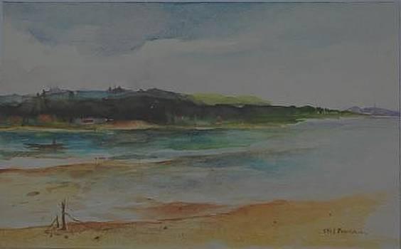 Seaview of Ross Island by Prakash Sree S N