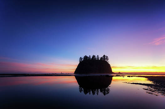 Second Beach I by Scott Masterton