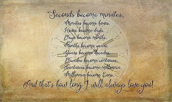 Seconds Become Eons by Ramona Murdock