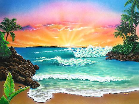 Angie Hamlin - Secret Beach