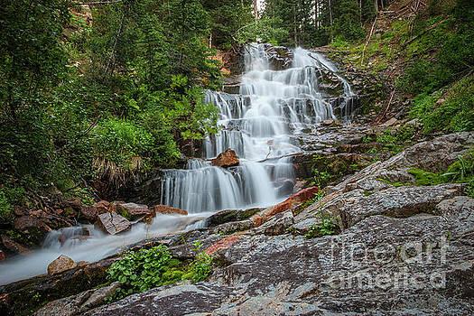 Secret Falls by Spencer Baugh