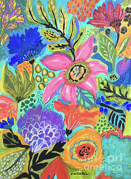 Secret Garden 2 by Karen Fields