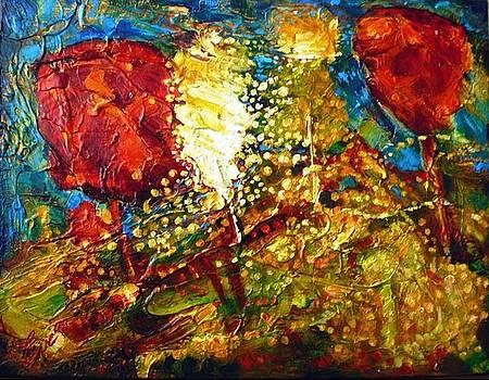 Secret Garden by Ewa BOROWKA