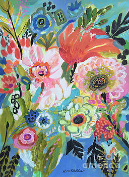 Secret Garden by Karen Fields