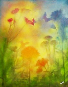 Secret Garden by Linda Clary