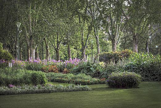 Secret Garden by Ray Warren