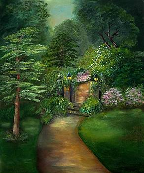 Secret Garden by Shirley Lawing