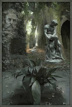 Secret Gardens - Autumn Whispers by Daniel Arrhakis