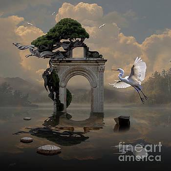 Secret Gate by Alexa Szlavics