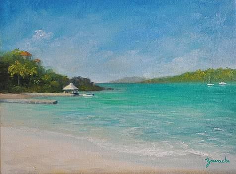 Secret Harbor by Alan Zawacki