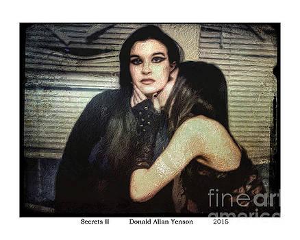 Secrets II by Donald Yenson