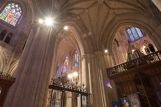 Secrets of the National Cathedral by Mary Pat Collins