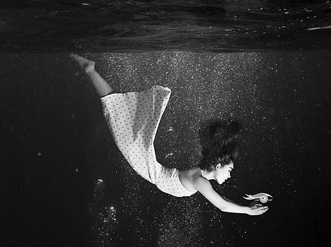 Secrets of the Sea by Cmi Art