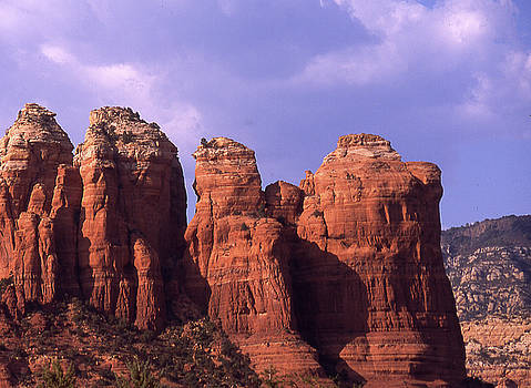 Sedona Coffee Pot by Gene Garrison