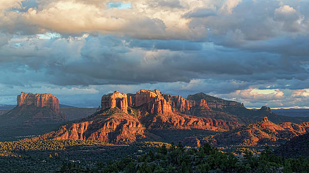Sedona In My Dreams by Ryan Seek