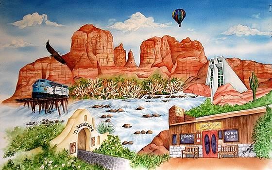 Sedona Memories by Arlene Davidson