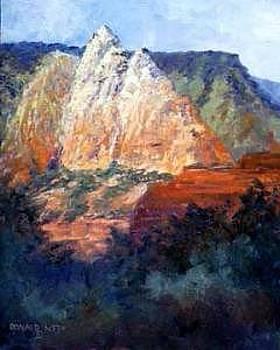 Sedona Sentinal by Donald Neff