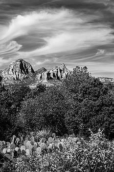 Sedona Sky by Glenn DiPaola