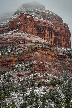 Sedona Snow by Racheal Christian