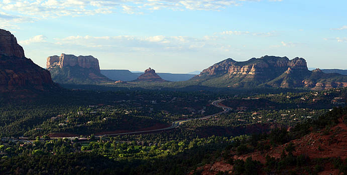 Sedona view by Atul Daimari