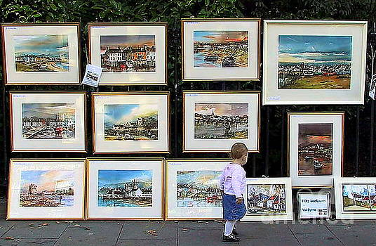 1500 images of Ireland........... Buy one a year and  you will have a starter COLLECTION in 5 years. by Val Byrne