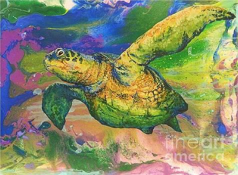See Turtle by Jana Furzer
