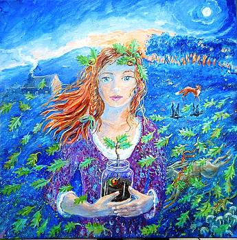 Seed Saver  by Trudi Doyle