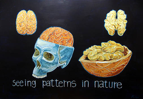 Seeing patterns in nature by Lazaro Hurtado